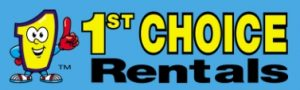 1St Choice Rentals Coupons