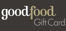 Good Food Gift Card Promo Codes