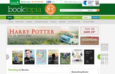 shopping tips for booktopia