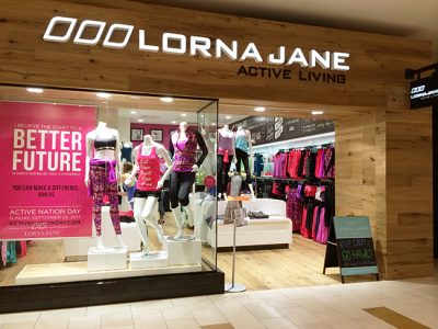 shopping tips for lorna jane