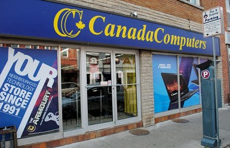 shopping tips for canada computers