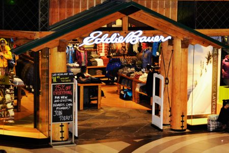 shopping tips for eddie bauer