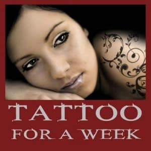 Tattoo For A Week Discount Codes