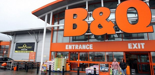 shopping tips for B&Q