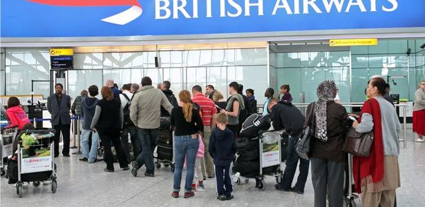 shopping tips for british airways