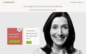 Ancestry.co.uk Discount Codes