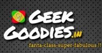 Geekgoodies Coupons