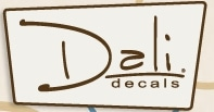 Dali Decals Coupons