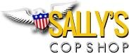 Sally's Cop Shop Coupon Codes