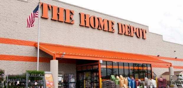 shopping tips for home depot