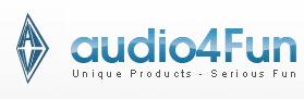 Audio4fun Coupons