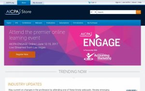 About AICPA Store