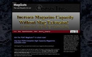 MagCuts Glock 42 Magazine 6 to 7 Converter