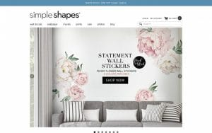Simple Shapes Coupons