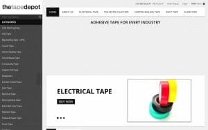The Tape Depot Coupon Codes