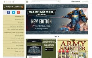 Triple Helix Wargames Discount Codes – ThinkUp