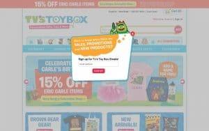 Ty's ToyBox Coupons