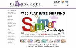 U.S. Box Coupons